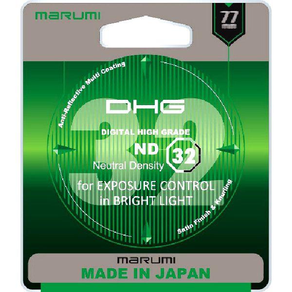 Marumi 49 mm Digital High Grade ND32 Filter for Camera